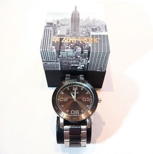 Zoo York Accessories - SALE! ZOO YORK Men's Two Tone Watch